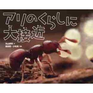 アリのくらしに大接近 / 丸山 宗利 文