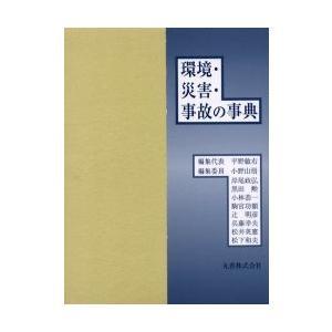 環境・災害・事故の事典 / 平野敏右/編集代表