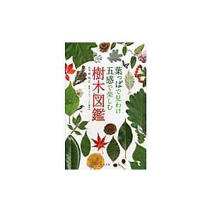 葉っぱで見わけ五感で楽しむ樹木図鑑 / 林 将之 監修