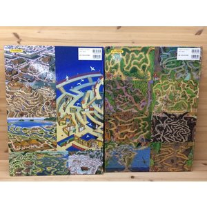 大きな絵本 昆虫の迷路+時の迷路/香川元太郎/PHP研究所【送料350円】
