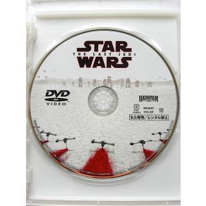 スター・ウォーズ/最後のジェダイ DVDのみ 純正ケース 通常版