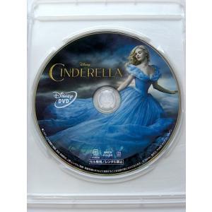 シンデレラ 実写版 DVDのみ 純正ケース(新盤 アナと雪の女王/エルサのサプライズなし)