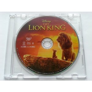 ライオン・キング 実写版 DVDのみ スリムケース