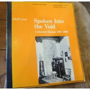 Spoken into the Void: Collecte...