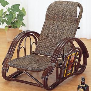 籐リクライニング座椅子 a114b 椅子 イス いす チェアー チェア 籐の椅子 折りたたみ椅子 リクライニングチェア 折りたたみ 折り畳みチェア|bookshelf