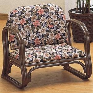 籐正座椅子 背もたれ付 s211b 椅子 イス いす チェアー チェア 座椅子 座イス ローチェア 低座椅子 正座用椅子 パーソナルチェア パーソナルチェアー|bookshelf