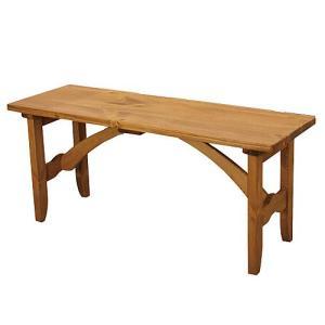 椅子 イス チェア 天然木製ダイニングベンチ フォレ 幅98cm ナチュラル cfs-513|bookshelf