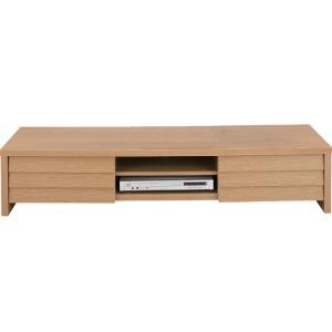 テレビ台 TV台 AVボード 木製テレビ台 幅150cm ナチュラル le-455na|bookshelf