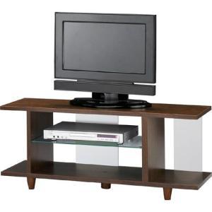 テレビ台 TV台 AVボード 薄型テレビ台 モカ 幅105cm moc-02br|bookshelf