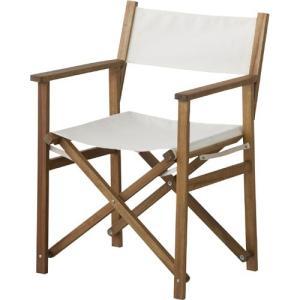 折りたたみ 木製 ガーデン チェア アウトドア 完成品 パティオ ホワイト 折りたたみチェア 折り畳みチェア 折り畳み椅子 折りたたみ椅子 アウトドアチェア|bookshelf