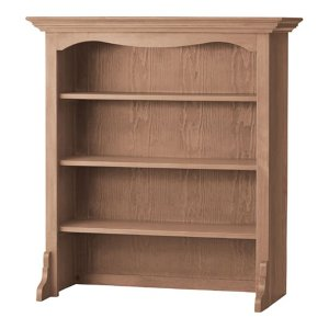 食器棚向け上置オープン収納シェルフ バーニー 幅85cm高さ93cm|bookshelf