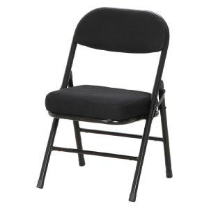 椅子 イス チェア 折りたたみミニチェア メッシュ ブラック b-10|bookshelf