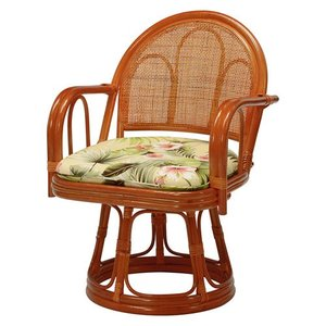 籐回転座椅子 ハイタイプ 2脚組 RZ-473 hg-rz-473 bookshelf