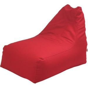 ビーズクッションソファ 凛 レッド L字 チェア クッション ソファ ビーズソファー クッションチェア 特大 幅55cm 座椅子 おしゃれ 安い|bookshelf