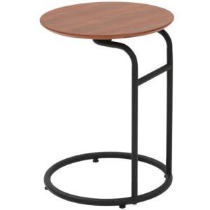 サイドテーブル ピーク 直径40cm ソファテーブル ナイトテーブル ベッドサイドテーブル ミニテーブル オシャレ ソファーテーブル カフェテーブル|bookshelf