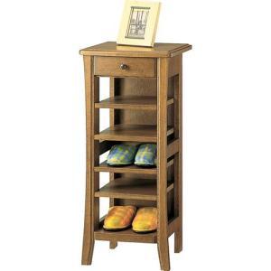 完成品 スリッパラック 木製 北欧 玄関収納 棚 リード スリム 収納 収納ラック 玄関 マルチラック 引出し収納 ラック 棚 シェルフ オープンラック 小物置き|bookshelf