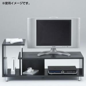 テレビ台 ケント 幅100cm ブラック apb-100g|bookshelf