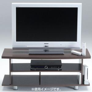 テレビ台 アシスト 幅100cm ダークブラウン oma-100db|bookshelf
