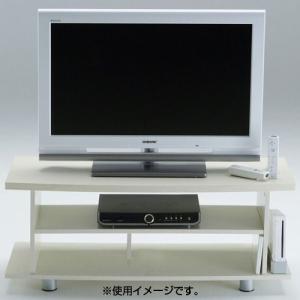 テレビ台 アシスト 幅100cm ホワイト oma-100wh|bookshelf