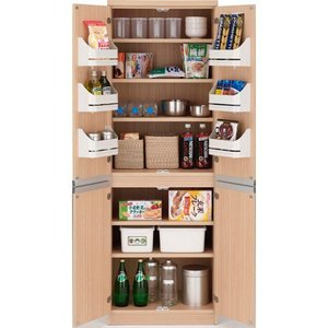 食器棚収納 レンジ台 カウンター キッチンストッカー棚 エリーゼ|bookshelf