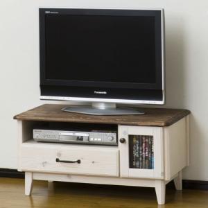 テレビ台 TV台 AVボード カントリー調テレビ台|bookshelf