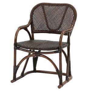 籐アームチェア c117ka 籐家具 ラタン家具 ラタンチェア 籐椅子 一人がけ椅子 藤の椅子 肘掛け アジアン|bookshelf
