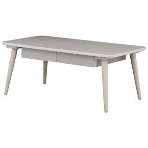 木製リビングテーブル 引き出し付 セレノ 幅90cm ホワイト センターテーブル 引き出し付きテーブル リビングテーブル ローテーブル テーブル リビング 机 つくえ|bookshelf