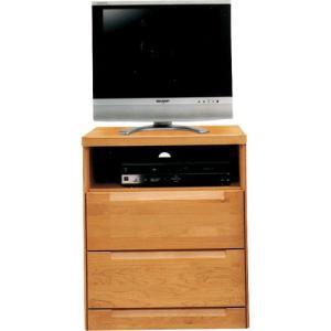 ハイタイプテレビ台 スカーレット 幅60cm高さ75cm ナチュラル|bookshelf