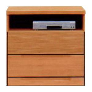 テレビ台 インパクト 幅80cm ナチュラル|bookshelf