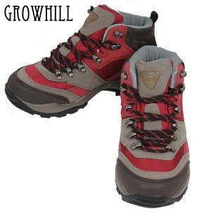 グローヒル トレッキングシューズ  GROWHILL GTS160 23-23.5cm レディース 登山靴 トレッキング|boomsports-ec