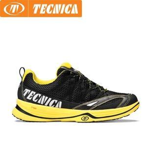 (TECNICA/テクニカ)メンズ トレーニングシューズ INFERNO X-LITE MS インフェルノXライト BLACK-YELLOW ランニングシューズ 紳士用|boomsports-ec
