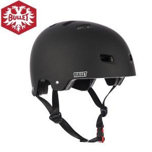 (BULLET/バレット)スケートボード ヘルメット Deluxe Helmet S/M L/XL プロテクター アクセサリー|boomsports-ec