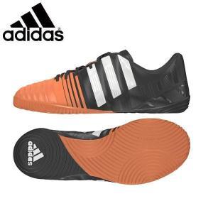 adidas アディダス ナイトロチャージ3.0 IN J サッカー トレーニングシューズ B40410 屋内用 フットサルシューズ