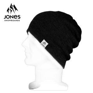 スーパーSALE対抗 15-16 JONES ジョーンズ BASIC BEANIE ベーシックビーニ ニット帽子 メンズ ニットキャップ|boomsports-ec