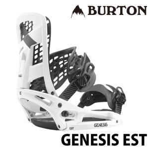17 バートン ジェネシス イーエスティ BURTON GENESIS EST Lサイズ WHT メンズ スノーボード ビンディング チャンネル専用 日本正規品
