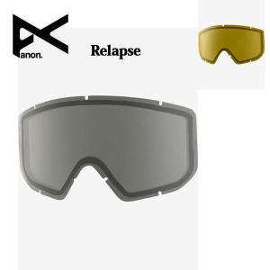 アノン リラプス ゴーグル レンズ anon Relapse LENS スペア リペア スノーボード スキー ウィンター boomsports-ec