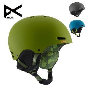 17-18 アノン レイダー anon Raider Black/Madtrees Green/Blue/Ripcity Black メンズ スノーボード スキー ヘルメット プロテクター 日本正規品|boomsports-ec