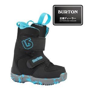 予約商品 17-18 バートン ミニグロム BURTON MINI - GROM BLACK キッズ(BOY) スノーボード ブーツ 【ニセコエリア正規取扱店】 boomsports-ec