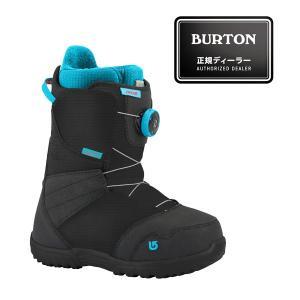 予約商品 17-18 バートン ジップライン ボア BURTON ZIPLINE BOA BLACK キッズ(BOY) スノーボード ブーツ 【ニセコエリア正規取扱店】 boomsports-ec