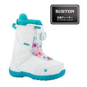 予約商品 17-18 バートン ジップライン ボア BURTON ZIPLINE BOA WHITE/FROSTBERRY キッズ(GIRL) スノーボード ブーツ 日本正規取扱店 boomsports-ec