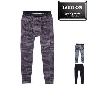 17-18 バートン ライトウェイトパンツ ファーストレイヤー BURTON Lightweight Pant メンズ ベースレイヤー 男性用 インナーウェア|boomsports-ec