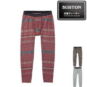 17-18 バートン ミッドウェイトパンツ ファーストレイヤー BURTON Midweight Pant メンズ ベースレイヤー インナーウェア|boomsports-ec