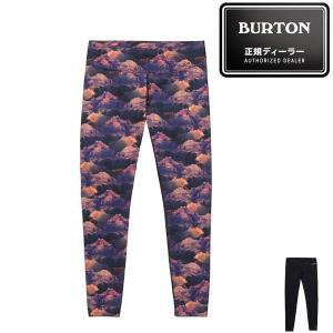 17-18 バートン ライトウェイトパンツ ファーストレイヤー BURTON Women's Lightweight Pant レディース ベースレイヤー 女性用 インナーウェア|boomsports-ec