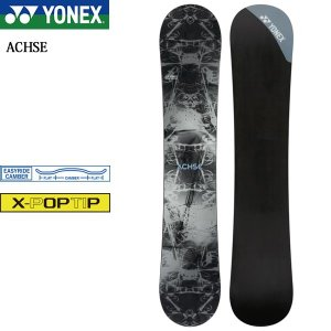 18 ヨネックス アクセ YONEX ACHSE スノーボード 板 グラトリ ジブ ハイブリットキャンバー 国内正規品|boomsports-ec