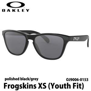 オークリー フロッグスキンズ エックスエス OAKLEY Frogskins XS ライフスタイルパフォーマンス 国内正規品 OJ9006-0153|boomsports-ec