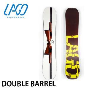 ラゴ スノーボード 板 ダブル バーレル LAGO DOUBLE BARREL スノボ キャンバー 型落ち アウトレット|boomsports-ec