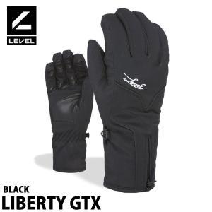 レベル リバティーゴアテックス LEVELWOMEN'S LIBERTY GTX レディース スキー スノーボード グローブ 女性用 手袋 日本正規品|boomsports-ec