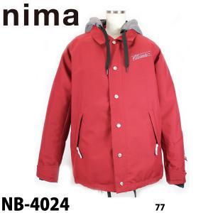 ニマ レディース スノボ ジャケット スノーボード スキー スノーウェア nima NB-4024 女性用 日本正規品|boomsports-ec