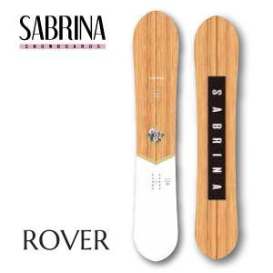 19-20 サブリナ ローバー SABRINA ROVER スノーボード 板 レディース 女性用 フリーライド|boomsports-ec