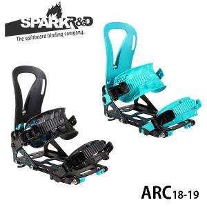 18-19 スパーク アーク ウィメンズ ビンディング SPARK ARC BLACK TURQUOISE レディース スプリッド ボード バインディング boomsports-ec